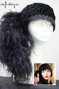 miss fisher hat