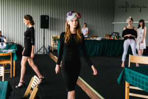 Fashion hats show