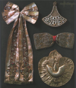 Russian historical jewelry