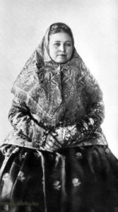 Russian historical costume