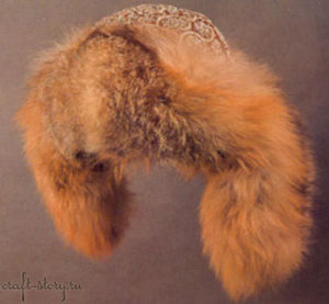 Russian fur hat